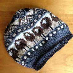 Ravelry: Forward's Ravellenic sheep heid Double Knitting Patterns, Fair Isle Knitting Patterns, Hat Patterns, Crochet Eyes, Knit Or Crochet, Intarsia Knitting, Hand Knitting, Crochet Baby Cap, Norwegian Knitting