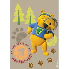 Printed Tufted - Vasilas Home. Winnie The Pooh