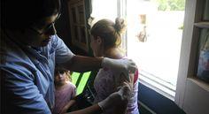 #Para agendar: la vacuna antigripal ayuda a pasar el invierno - La Voz del Interior: Clarín.com Para agendar: la vacuna antigripal ayuda a…