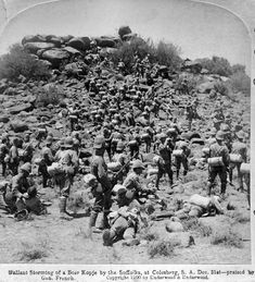 Picture Gallery - Suffolk Regiment at Colesberg British Soldier, British Army, The Settlers, British Colonial, King Of Kings, African History, Military History, South Africa, Egypt