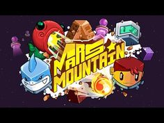 Mars Mountain (by Bulkypix) - iOS/Android - HD Gameplay Trailer Arcade, Game Ui Design, Android, Tech Updates, Game Logo, Best Iphone, Next Week, Mobile Game, Lettering Design