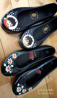 Fabric Painting, Hand Painted, Flats, My Style, Blog, Shoes, Fashion, Patterns, Painting On Fabric