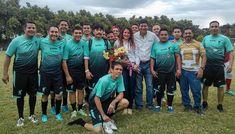 Seapal Vallarta inaugura su torneo de Futbol Interno