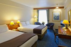 A Room in the Croydon Park Hotel East Croydon Surrey England Croydon, Park Hotel, Surrey, Car Parking, Family Room, England, Restaurant, Bedroom, Furniture