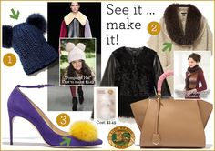 Fall Fashion Trends for 2014: Knit Wear and Fur Accents!
