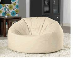 Get a faux suede bean bag, just one of the secrets to add some style to your living room or bedroom. We have huge ones, ones with sheep skin trim and Huge Bean Bag, Giant Bean Bags, Cool Bean Bags, Faux Fur Bean Bag, Cocoon, Aqua, Puff, Banquette, Soft Furnishings