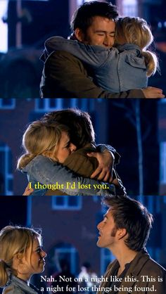 The Doctor and Rose Tyler | Fear Her