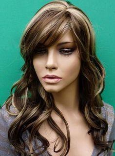 Gemma Teller Full Synthetic Wig van LuxLoxs op Etsy