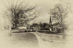 Eynsford Village ©Stuart Gennery
