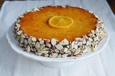 Gluten-Free Orange Cake for a Celebration | Institute for Integrative Nutrition