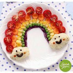 Alimentação infantil Saudável @gabrielakapim