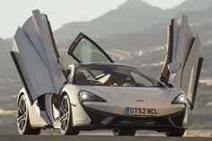 McLaren 570GT được bán đấu giá đạt $480,000