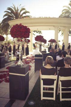 St. Regis Monarch Wedding Tablescape Centerpiece www.tablescapesbydesign.com https://www.facebook.com/pages/Tablescapes-By-Design/129811416695