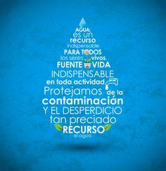 """Cuidemos el agua. [Contacto]: ► http://nestorcarrarasrl.wordpress.com/contactenos/ Néstor P. Carrara S.R.L """"Desde 1980 satisfaciendo a nuestros clientes"""""""
