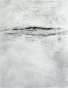 Untitled Drawing (Charcoal on paper, X - 2009 Landscape Drawings, Landscapes, Horror Art, Painting & Drawing, Art Photography, Abstract, Charcoal, Outdoor, Traditional