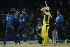 Australia Won 3rd ODI match  against Sri Lanka by 2 wickets. Check out Full Scorecard