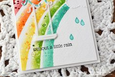 Pickled Paper Designs: NEW! Make It Market Mini Kit: Sunshine & Rainbows