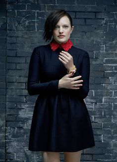 Elisabeth Moss - Sheryl Nields