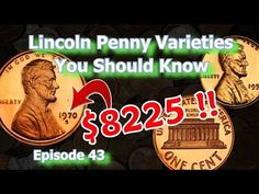 In this week's Lincoln penny varieties you should know, we examine proof varieties and proof Lincoln penny varieties worth money. Some of the Proof pennies a. Valuable Pennies, Valuable Coins, Penny Values, Rare Coins Worth Money, Vintage Jewelry Crafts, Coin Worth, Error Coins, Coin Values, Heart Crafts