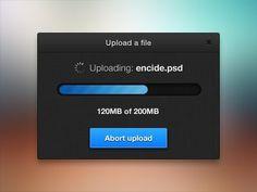 Uploader #ui