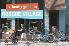 Need a new neighborhood to explore? Check out our family guide to Roscoe Village. #Chicago