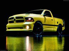 Dodge Ram 1500 Rumble Bee Concept 2013 poster, #poster, #mousepad, #Dodge #printcarposter