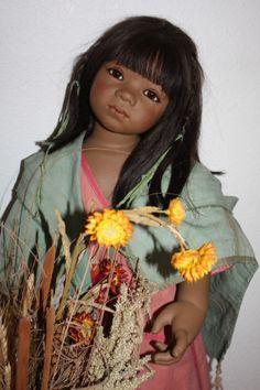 """Preciously Endearing Pinchinhu Annette Himstedt 2005 """"World's Children Summit"""""""
