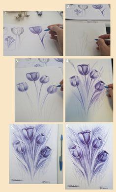 *It's fun to draw!