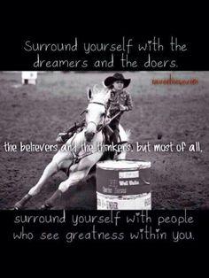 For my Grandbabies! Rodeo Quotes, Equine Quotes, Equestrian Quotes, Equestrian Problems, Barrel Racing Quotes, Barrel Racing Horses, Barrel Horse, Paint Horse, Inspirational Horse Quotes