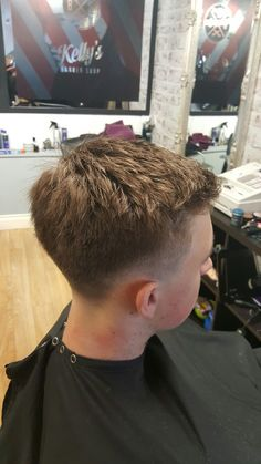 Kelly's Barbers Greyabbey . 0.5 Freehand..