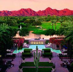 Hyatt regency Scottsdale