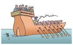 PF desbarata quadrilha de sonegadores fiscais