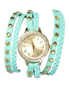 my favorite watch...Wet Seal, $22.50