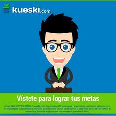 Conforme ven el traje, tratan al paje. ¡Si quieres conquistar, vístete para conquistar! #KueskiTips