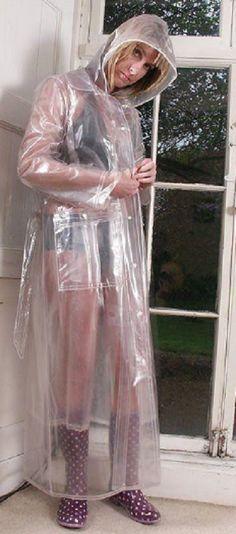 Clear Raincoat, Vinyl Raincoat, Plastic Raincoat, Pvc Raincoat, Transparent Raincoat, Plastic Mac, Hooded Cloak, Raincoat Jacket, Rain Wear