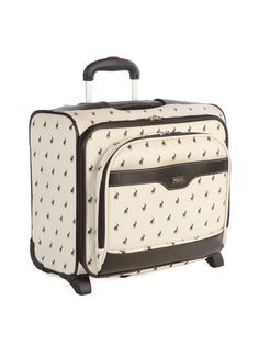 Polo Classic luggage range is a well-established brand with its distinctive look and feel. This range has always appealed to the sophisticated client with its trademark pony print. Available in classic colours, the expandable trolley Pullman comes in tw Polo Classic, Latest Bags, Beauty Case, Carry On Luggage, Pilot, Tech, Purses, Business, Products