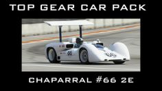 Forza 5 - Chaparral #66 2E - Top Gear Car Pack Gameplay #xbox #one #forza #motorsport #top #gear #chaparral #66 #2E Top Gear, Xbox One, Packing, Car, Bag Packaging, Automobile, Vehicles, Cars, Autos