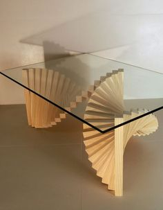 Twist Coffee Tables by Young Design