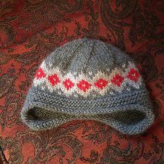Ravelry: CJaneKnit's Ear flap hat