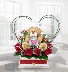 single-product Valentine Flower Arrangements, Spring Flower Arrangements, Valentines Flowers, Floral Arrangements, Spring Flowers, Valentine Day Gifts, Flower Box Gift, Flower Boxes, Valentine's Day Gift Baskets