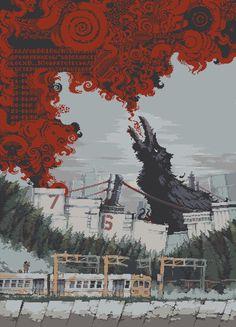 Cool Pixel Art, Cool Art, Arte 8 Bits, Pixel Art Background, 8 Bit Art, Pixel Animation, Pixel Art Games, Arte Obscura, Animes Wallpapers