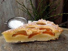 Aprikosen- Mandel- Tarte