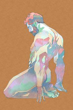 Art by Carnet de Nesskain
