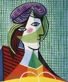 Tête de femme (1935) - Pablo Picasso