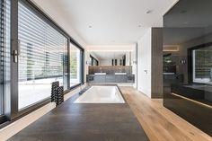 Interieur - Engelshove Bungalow, Bathroom, Interior, Houses, Website, Design, Arquitetura, House Interior Design, Home Architecture