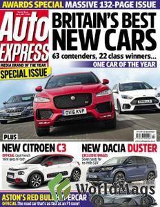 Auto Express - 6 July 2016 PDF