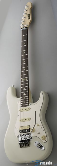 ESP Vintage Plus FR - Olympic White - NEW for 2012