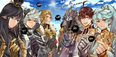 Art by twitter@rilo_j Seven Knight, Knight Art, Anime Nerd, All Anime, Kagerou Project, Best Games, Character Art, Animation, Cartoon