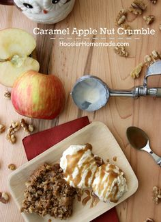 Caramel Apple Nut Cr