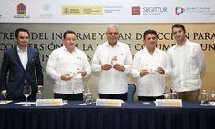 Cozumel se convertirá en el primer destino turístico inteligente de México